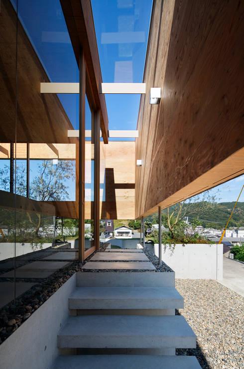 Projekty, nowoczesne Domy zaprojektowane przez UID