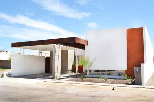 Residencia Los Santos:  de estilo  por TABB Architecture