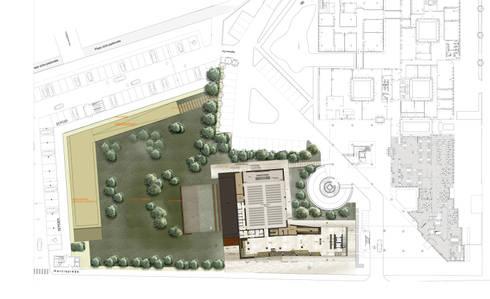 Concorso di idee per la progettazione di edificio for Idee di progettazione di garage per auto