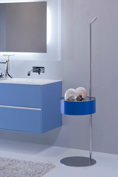 ACCESSORI KIRI & ONE TWO : Bagno in stile  di arlexitalia