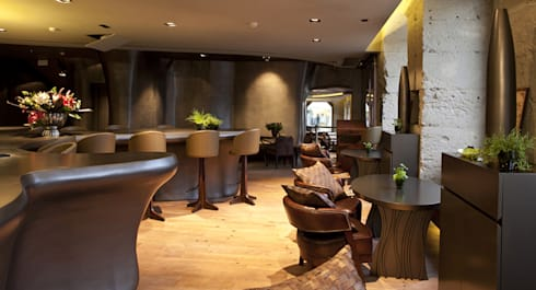 The Beautique Hotels Figueira:   por Atelier Nini Andrade Silva