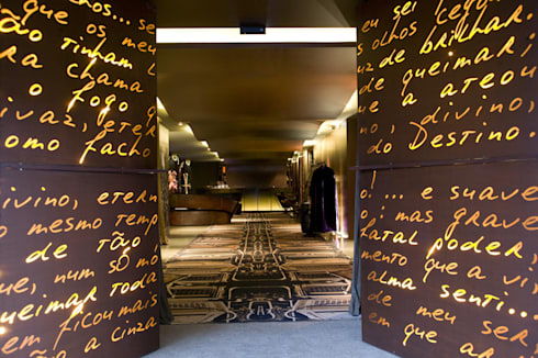 Hotel Teatro:   por Atelier Nini Andrade Silva