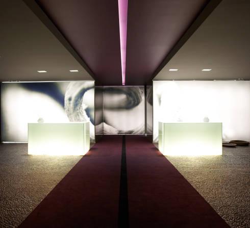THE VINE HOTEL:   por Atelier Nini Andrade Silva