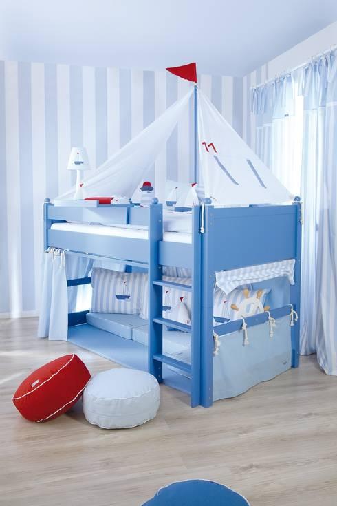 segelboot por annette frank gmbh homify. Black Bedroom Furniture Sets. Home Design Ideas