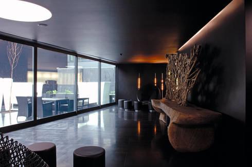 HILTON LISBON HOTEL – FONTANA PARK:   por Atelier Nini Andrade Silva