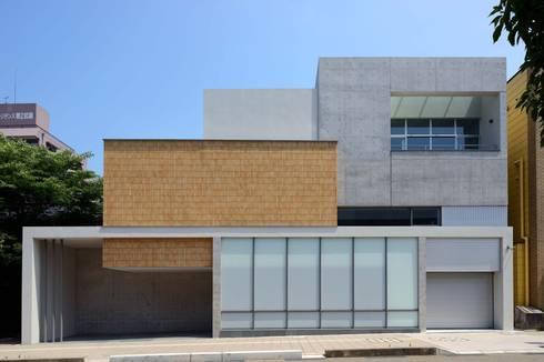 金沢・武蔵の家: 澤村昌彦建築設計事務所が手掛けた家です。