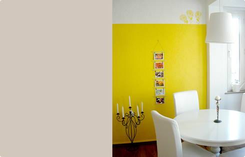 Wohnzimmer. Salas De Jantar Clássicas Por Architektur à La Feng Shui