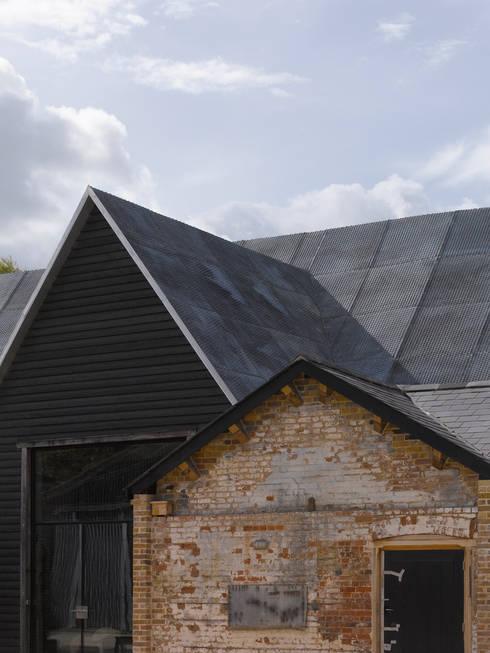 Feering Bury Farm Barn :  Windows  by Hudson Architects