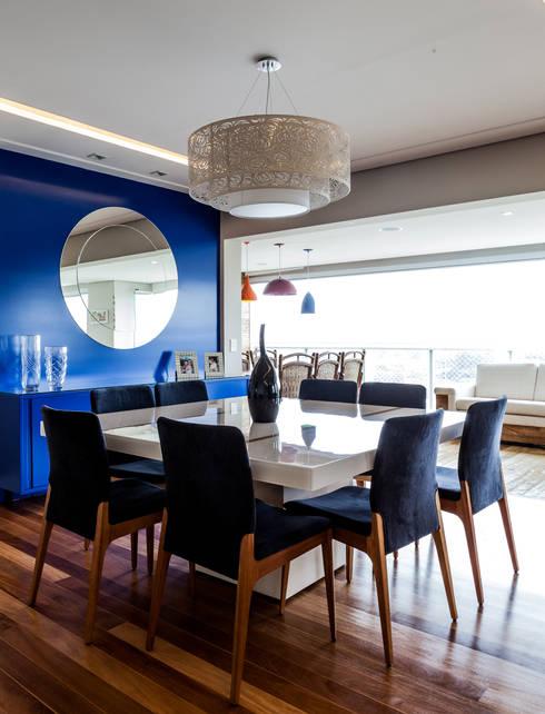 Tikkanen arquitetura:  tarz Yemek Odası