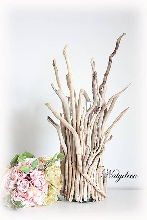 décoration en bois flotté par Natydeco   homify