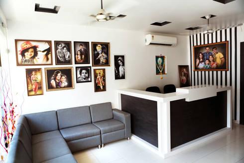 PHOTO STUDIO:  Artwork by 4D The Fourth Dimension Interior Studio