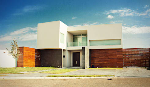 CASA RS:  de estilo  por Lopez Resendez STUDIO