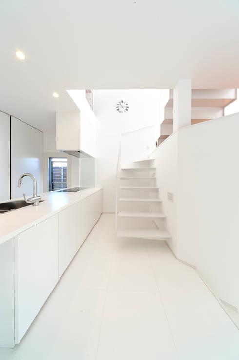 Projekty,  Domy zaprojektowane przez LIC・山本建築設計事務所