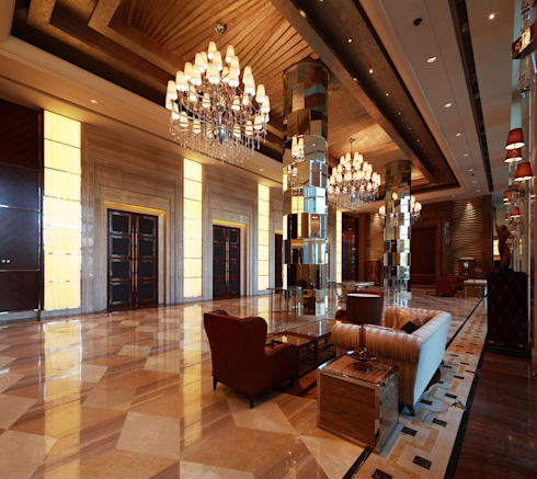 Hilton Hangzhou Qiandao Lake Resort:   by IVAN C. DESIGN LIMITED