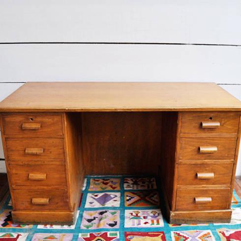 bureau du maitre d 39 cole par les ateliers associes homify. Black Bedroom Furniture Sets. Home Design Ideas