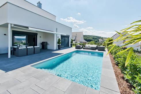 Styropor systemstein becken von pool konzept gmbh co kg for Cuanto cuesta construir una piscina en colombia
