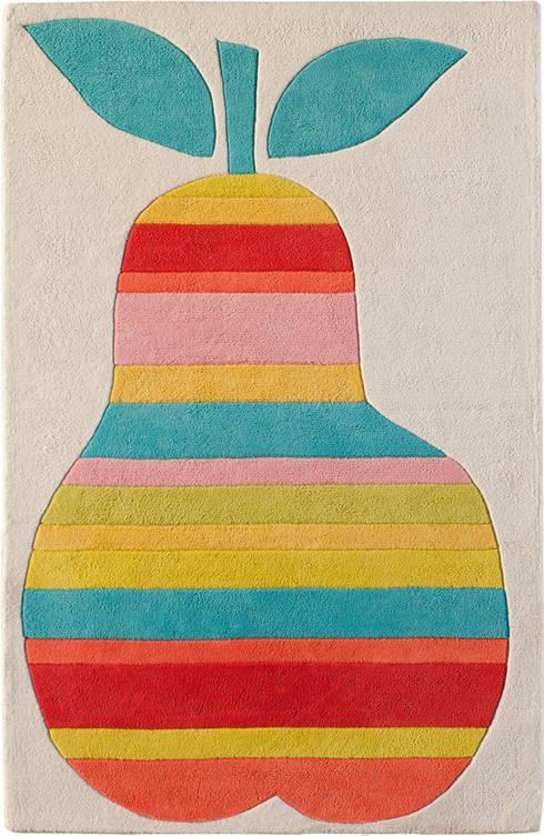 Tapis Pera: Chambre d'enfants de style  par Toulemonde Bochart