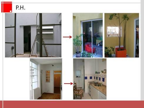 reciclaje de P.H :  de estilo  por Remodelaciones SF