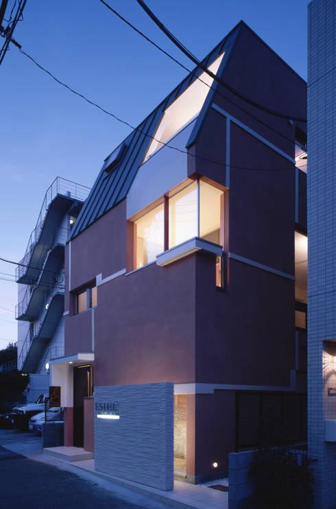 房子 by 北川裕記建築設計