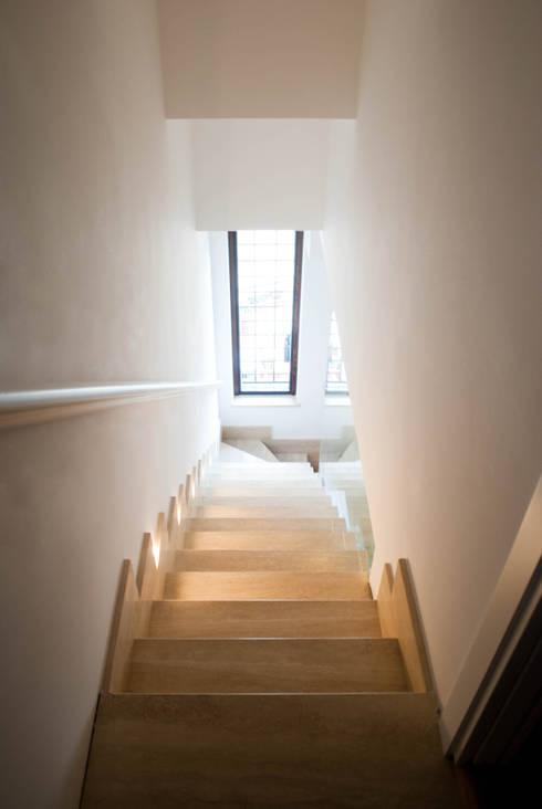 Progetto residenziale | Roma | Casale Selce - 2014: Case in stile in stile Minimalista di ar architetto roma