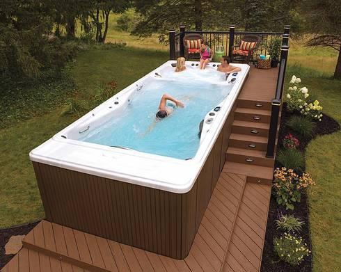 Swim Spas: modern Spa by Master Spas