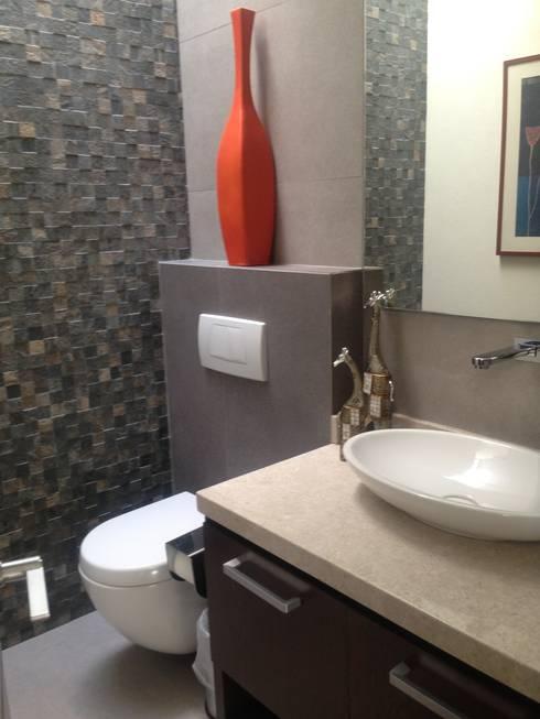 Baños de estilo moderno por Arki3d