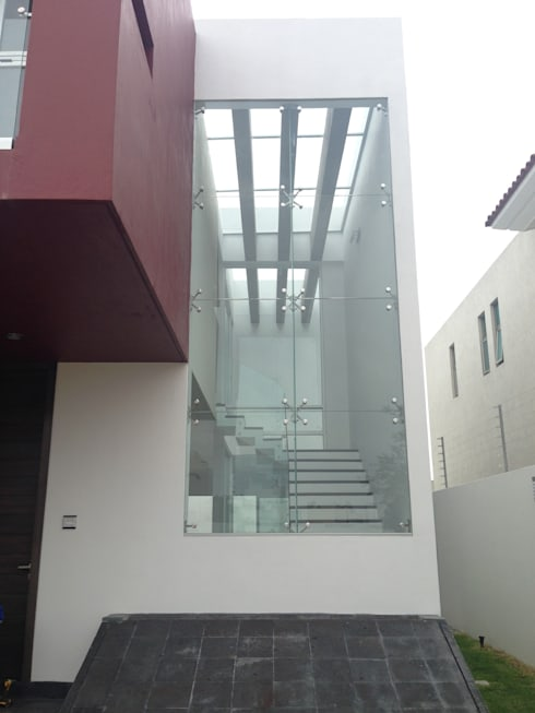 Provenza L21: Pasillos y recibidores de estilo  por Arki3d