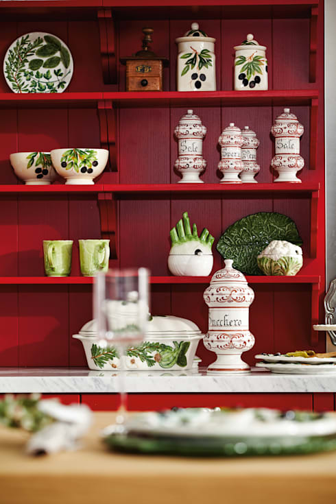 Asolo: Cucina in stile in stile Rustico di Dibiesse SpA