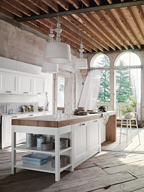 rustic Kitchen by Dibiesse SpA