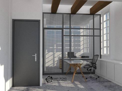 X Studio:   by GARY WONG Interior Design