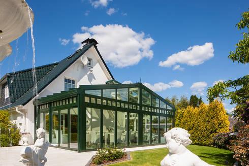 Masson Wintergarten luxuriöser wintergarten mit dimmbaren glas by masson wawer