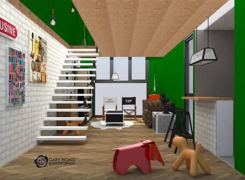 Shenzhen:   by GARY WONG Interior Design