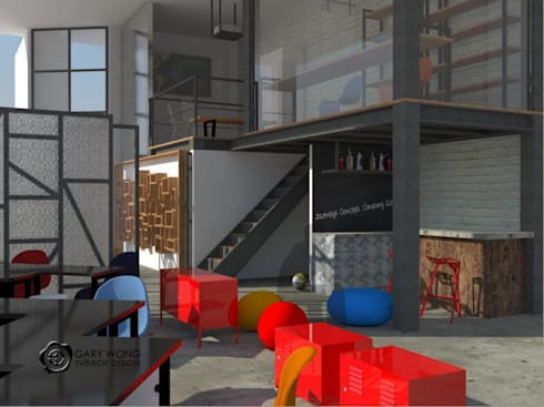 JCC Ltd.:   by GARY WONG Interior Design