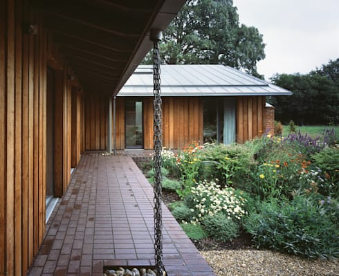 Old Barn—Edgefield: modern Houses by Rural Office for Architecture