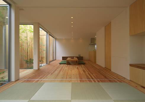 西三国の家 House in Nishimikuni: arbolが手掛けたキッチンです。