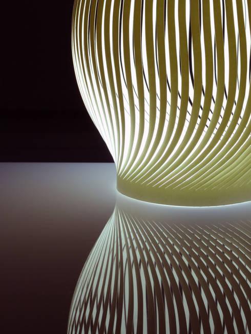 Paper Light: kosuke sakai & associatesが手掛けた寝室です。