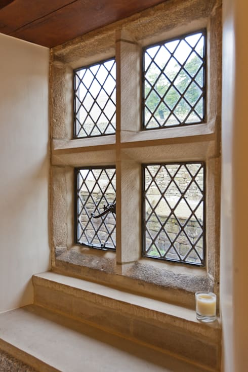 Windows & doors  تنفيذ Architectural Bronze Ltd