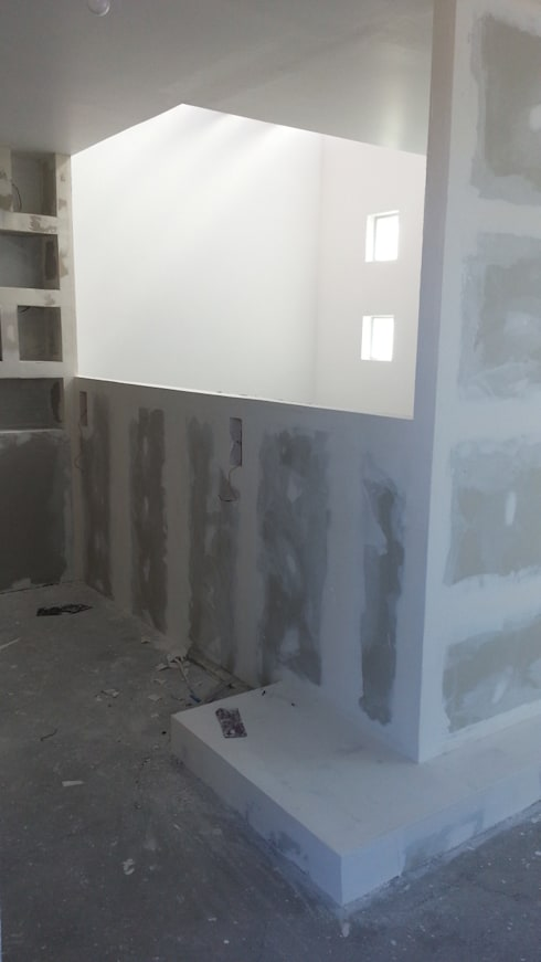 Sala multimediale in stile  di defaus