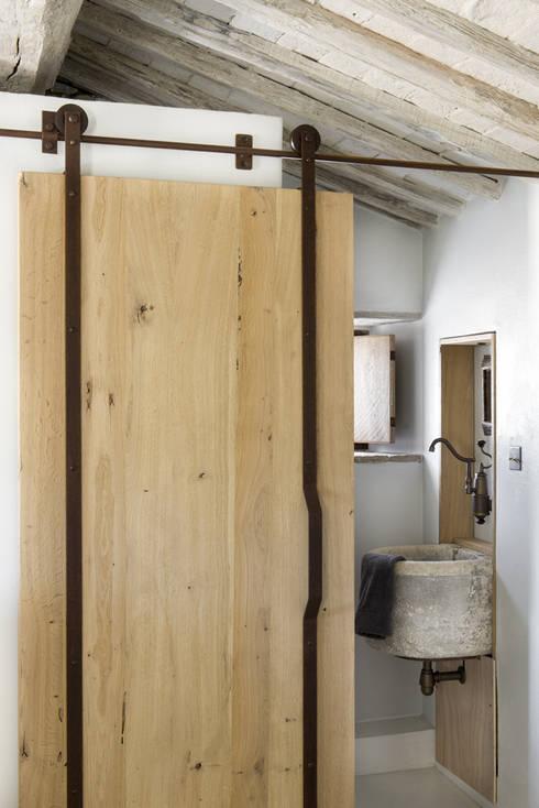 Projekty,  Łazienka zaprojektowane przez dmesure