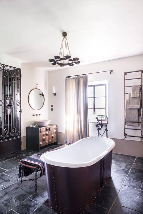 Ванные комнаты в . Автор – dmesure