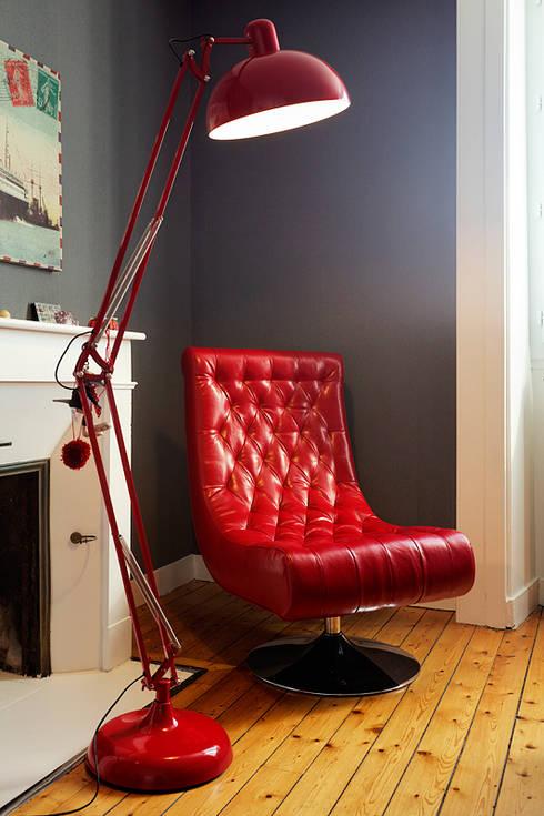 Chambre d'adolescent: Salon de style de style Moderne par CL Intérieurs