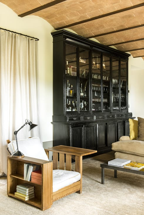 Salas de estar mediterrânicas por dmesure
