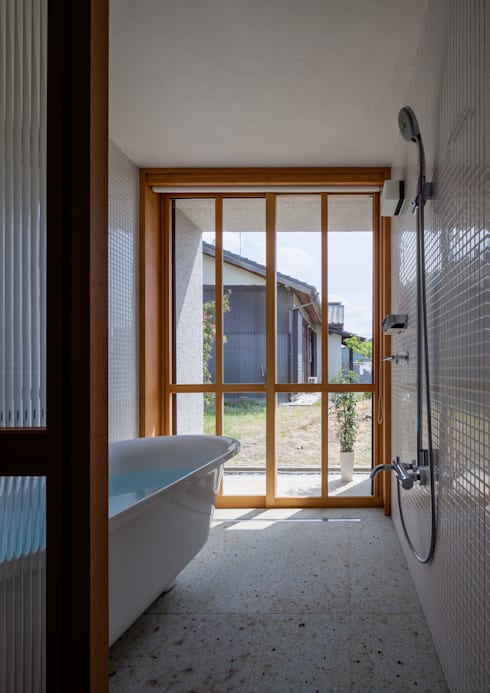 House in Tomisato|富里の家: 山田誠一建築設計事務所が手掛けた家です。