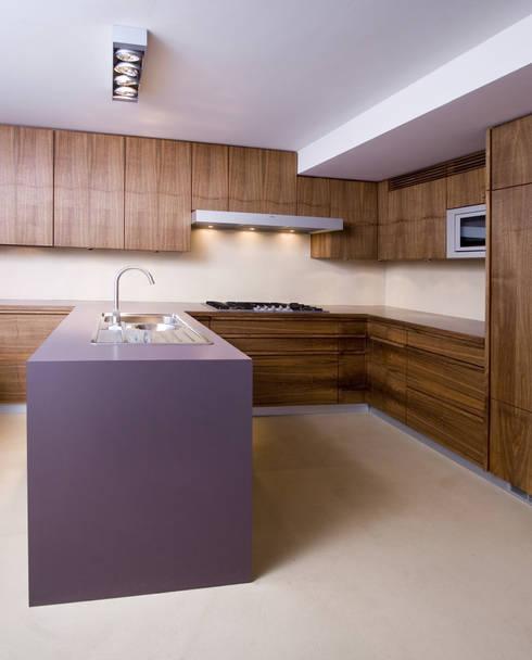 Projekty,  Kuchnia zaprojektowane przez tredup Design.Interiors