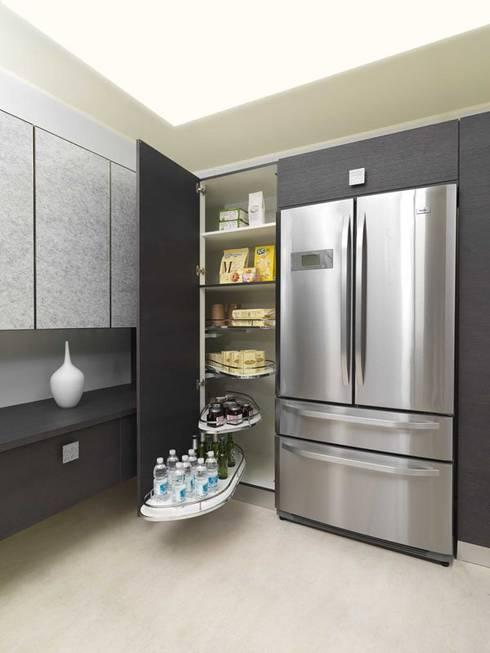 Futura grigia la cucina living por di donato cucine homify - Di donato cucine ...
