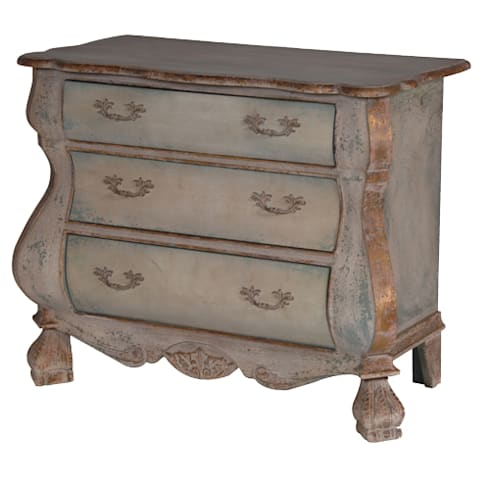 French Furniture: rustic Bedroom by Oscar's Boutique