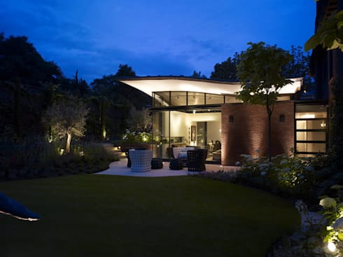 Private Residence - North London:   by Make Architects