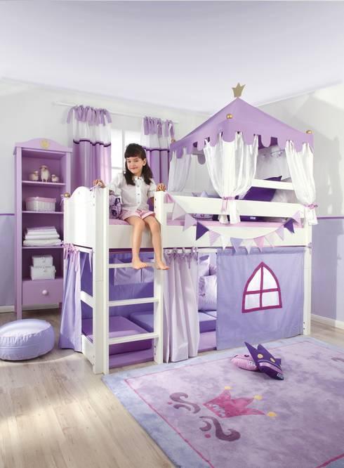 嬰兒房/兒童房 by annette frank gmbh