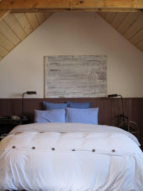 Projekty,  Sypialnia zaprojektowane przez tredup Design.Interiors