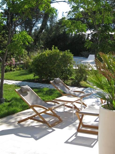 Projekty,  Ogród zaprojektowane przez Niccolò Grassi